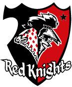 Wappen Tübingen Red Knights