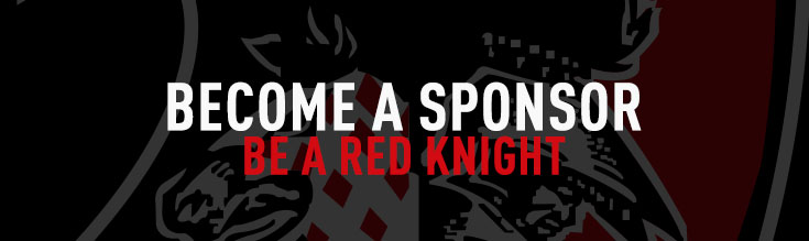 become a Sponsor - be a Red Knight