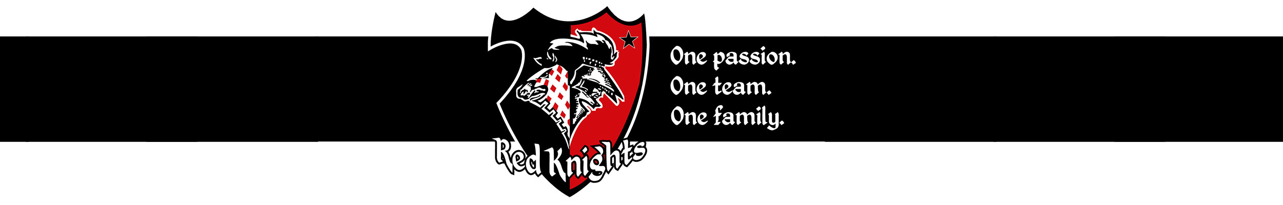 Leitbild One passion. One team. One family.