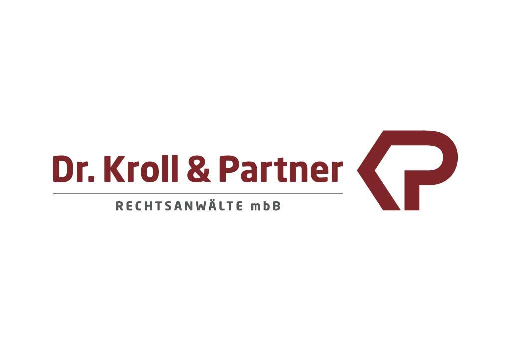 Sponsor-Logo Dr. Kroll & Partner