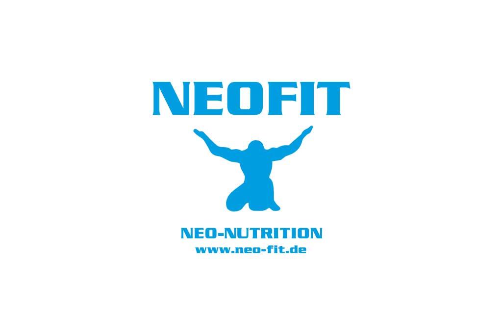 Berichtsbild Sponsor Logo NEOFIT NEO-NUTRION